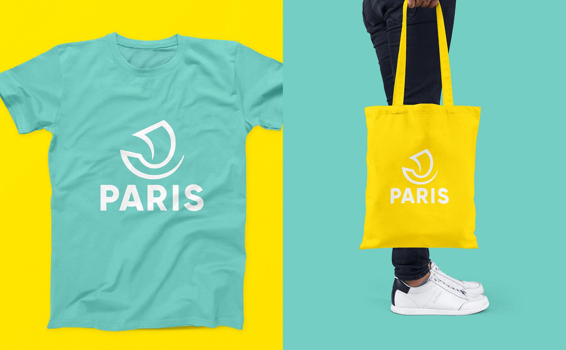 city_of_paris_tshirt_tote Il nuovo logo di Parigi