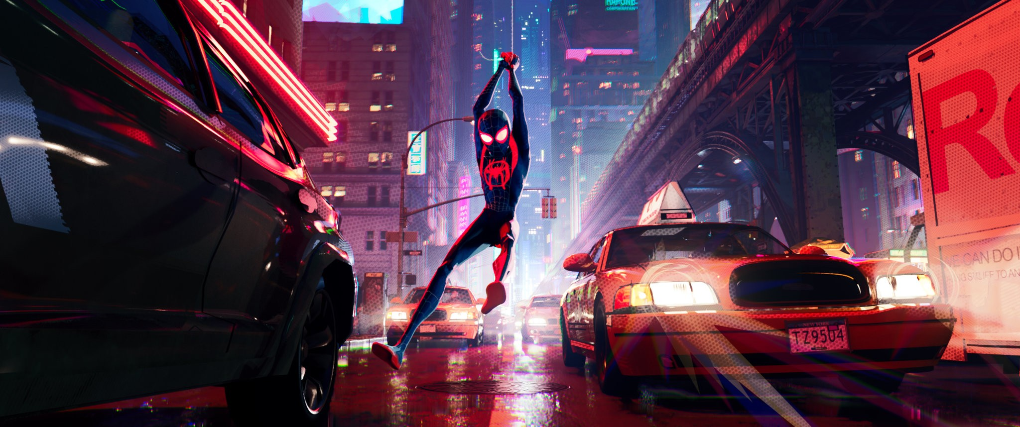 merlin_147855450_8c41a48a-da8c-4868-addb-67c763bdd5f1-superJumbo L'incredibile arte dietro Spider-Man into the Spider-Verse