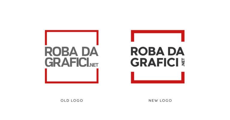 Il nostro Logo Restyling – Roba da Grafici