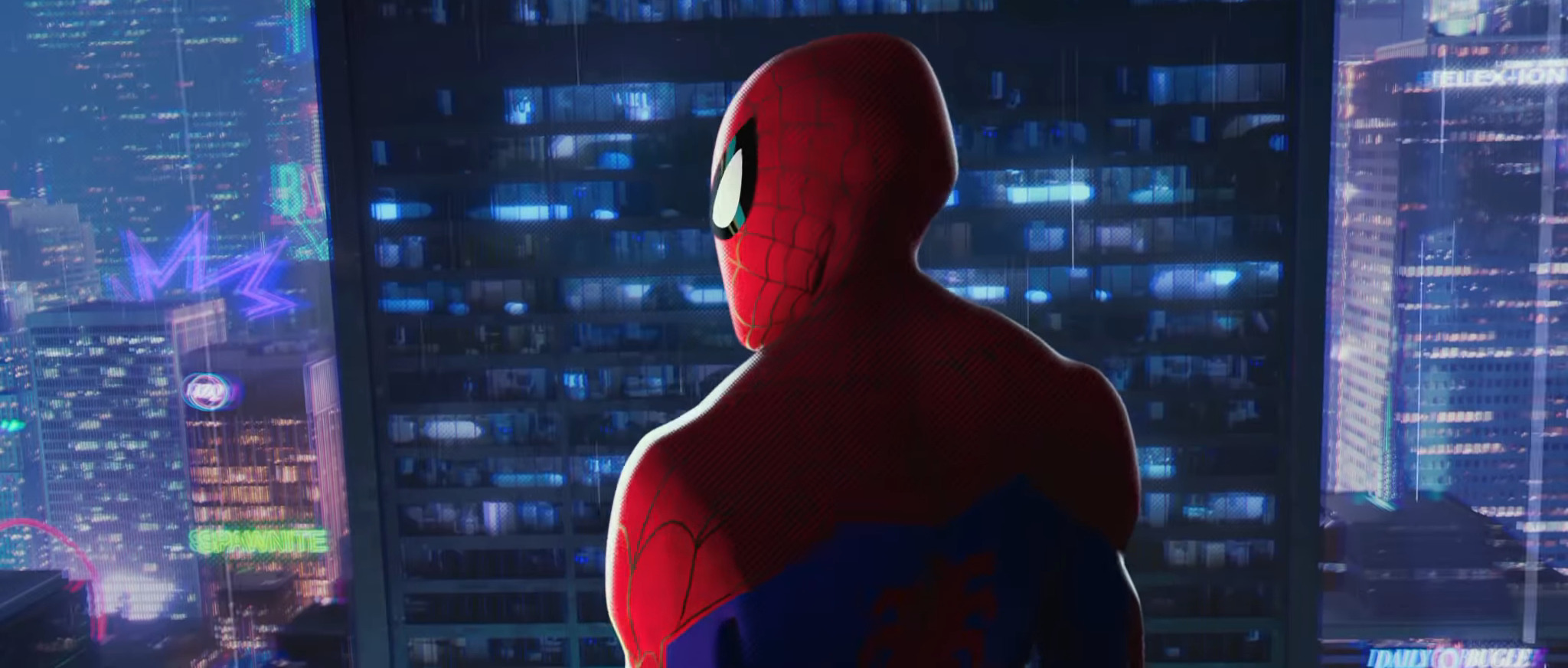 spider-man-into-the-spider-verse-trailer-image-2 L'incredibile arte dietro Spider-Man into the Spider-Verse