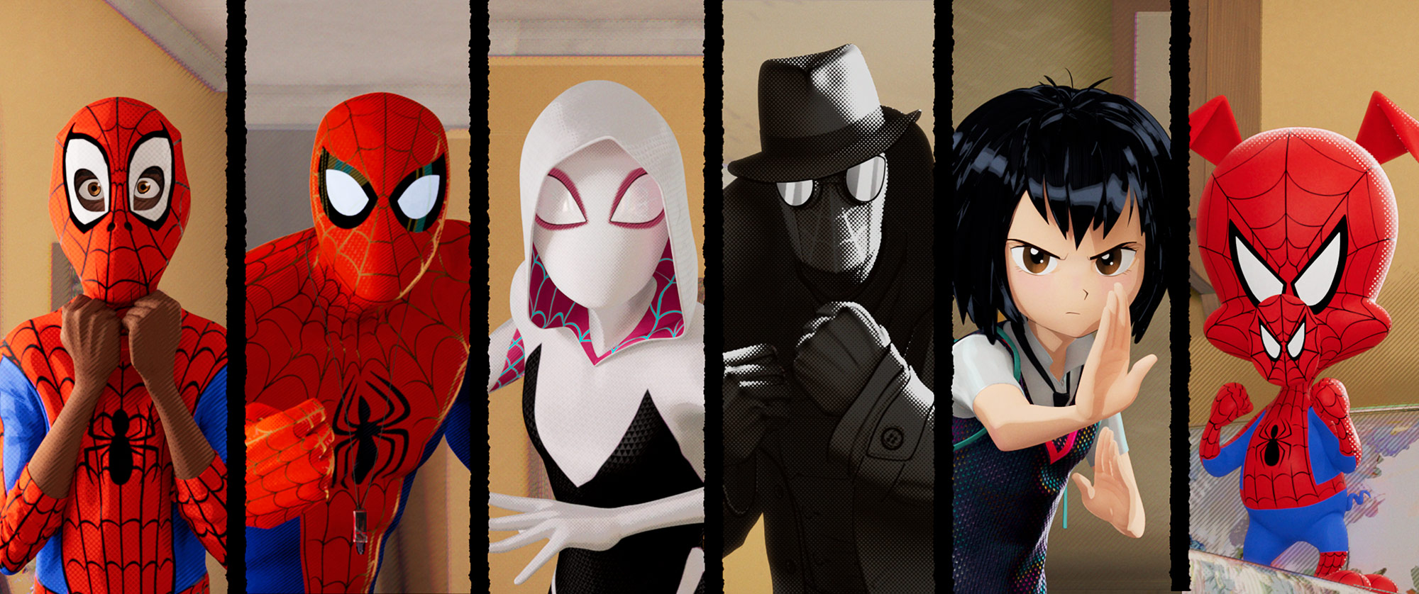 thompson_09 L'incredibile arte dietro Spider-Man into the Spider-Verse