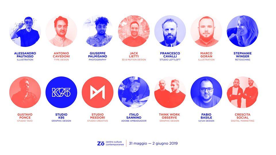 51666641_2159694187384716_2080350358520987648_o Nulla sarà più come prima: The Creative Dot 5