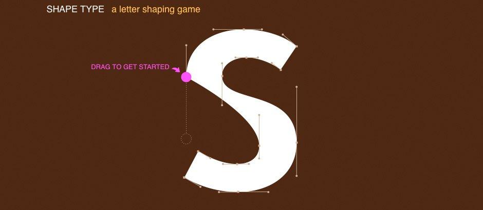Shape-type gamification - i giochi per migliorare come designer!