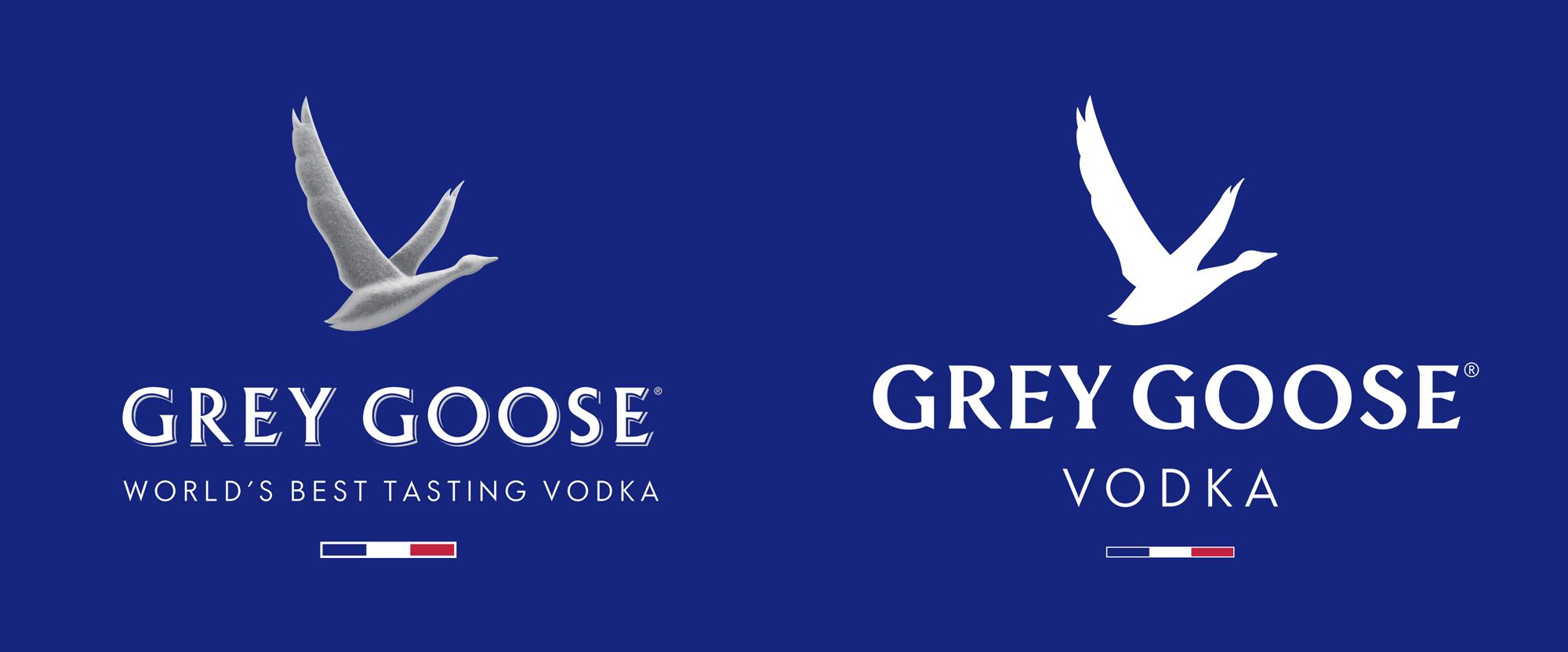 grey_goose_logo_before_after Grey Goose restyling - quando l'oca volò sul nido del cucolo!