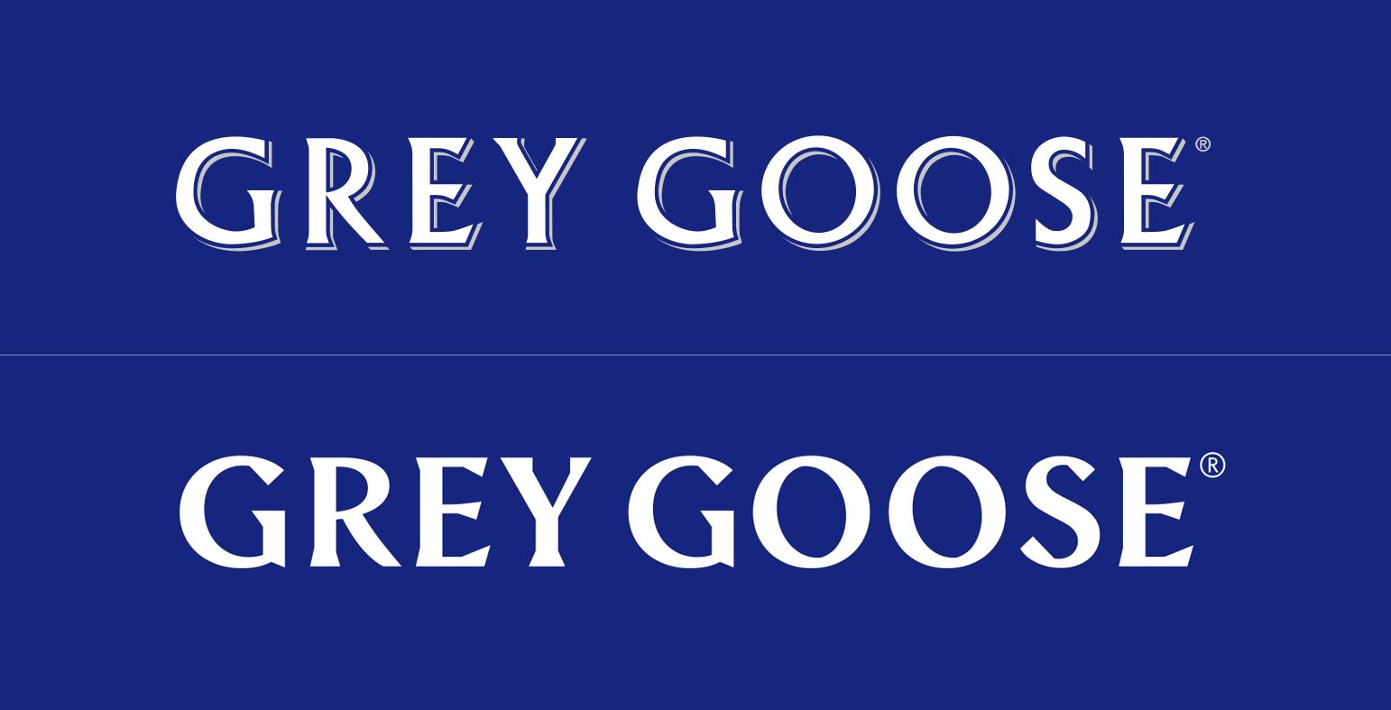 grey_goose_wordmark_comparison Grey Goose restyling - quando l'oca volò sul nido del cucolo!