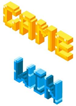 pixel-art-game-icons-8-bit-isometric-pictograms-vector-10717828_0005_Livello-7 gamification - i giochi per migliorare come designer!