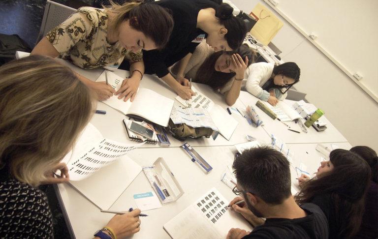 Disegnare caratteri tipografici a Firenze: un corso di tipografia e calligrafia targato IED