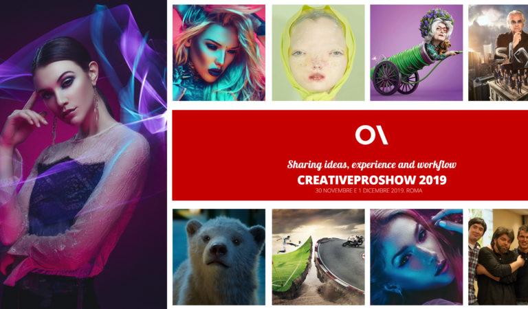 CreativeProShow 2019 – Tre buoni motivi per partecipare!