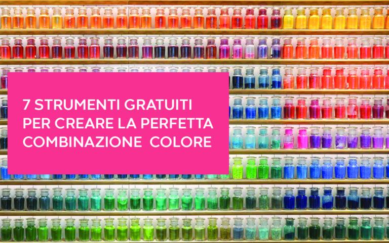 7 strumenti gratuiti per creare la perfetta combinazione  colore