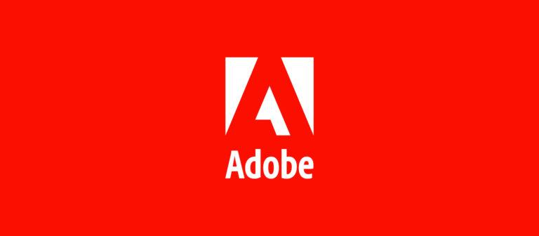 Evoluzione della Brand Identity di Adobe