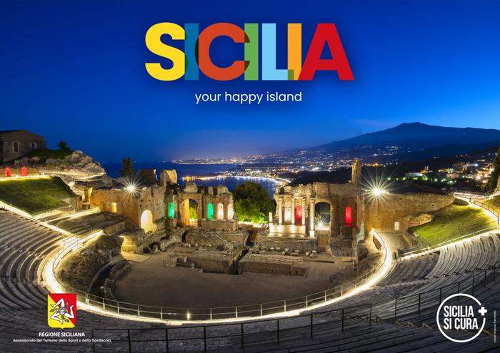 Nuovo logo SICILIA: cambiare tutto per non cambiare niente