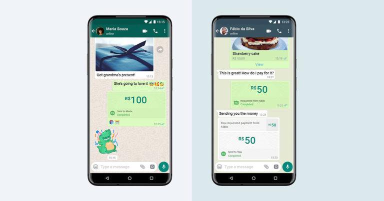 Vendere e pagare attraverso Whatsapp