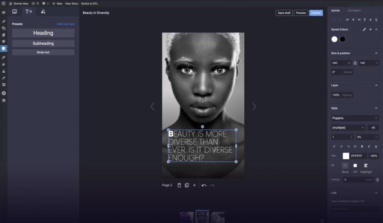 Web Stories: arrivano le storie sui siti web e motori di ricerca