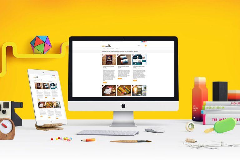 PSDFreebies: risorse Photoshop gratuite e premium e omaggi PSD per designer