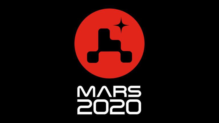 La missione su Marte ha ufficialmente un logo!