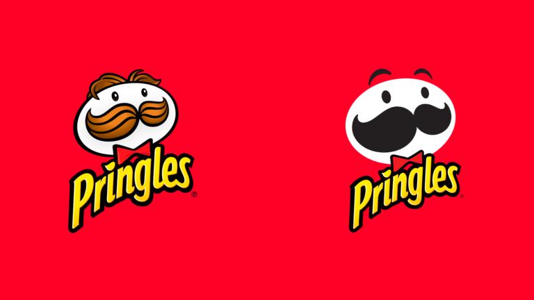 Mr. Pringles si rifà il look per la prima volta in 20 anni