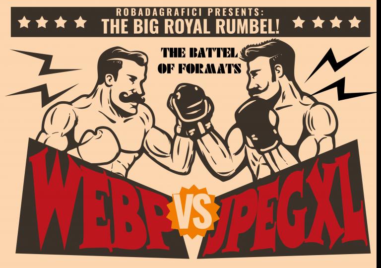 La grande guerra dei formati immagine: WebP vs JPEGXL vs AVIF